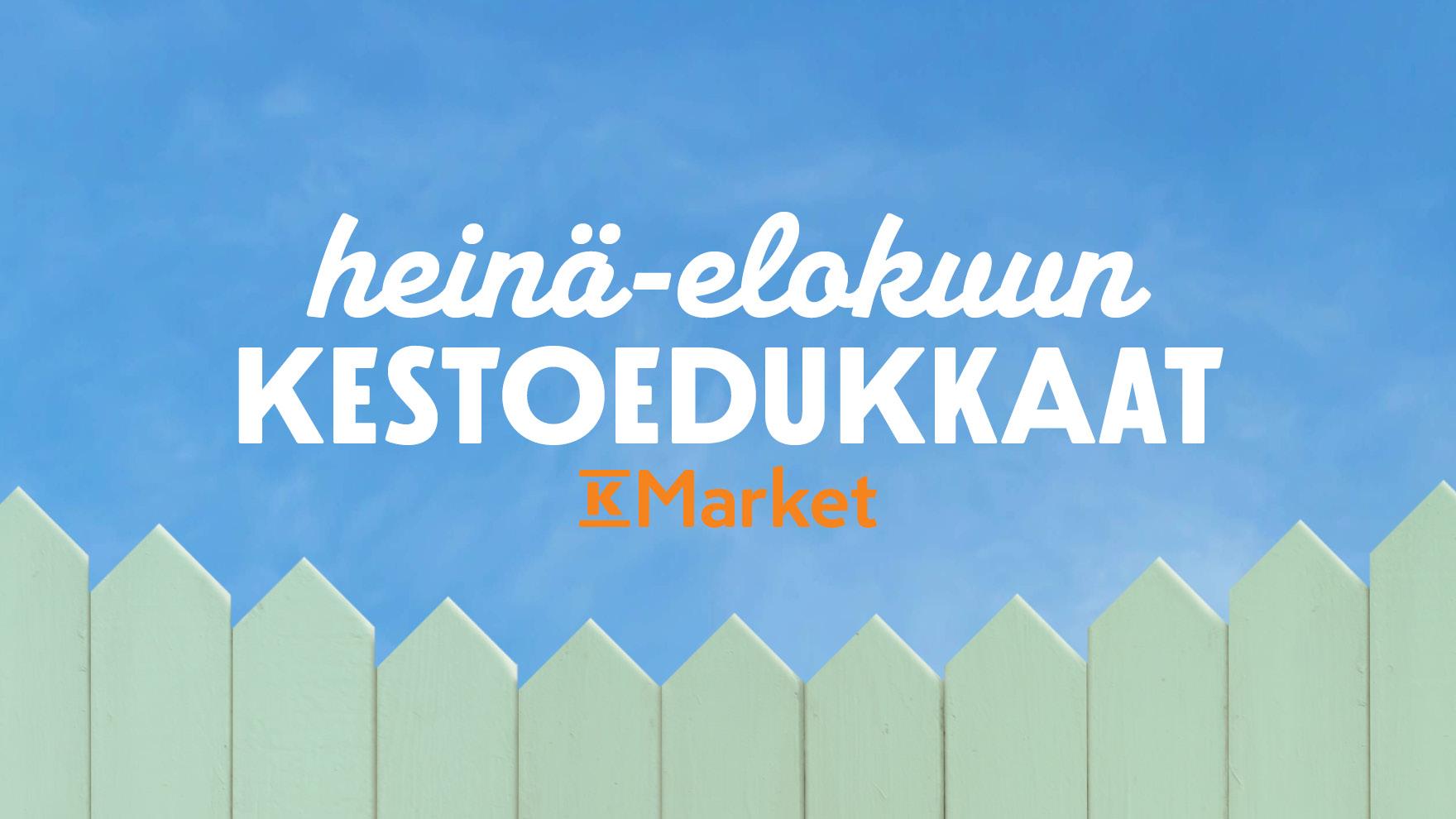 K Market Tampereentie