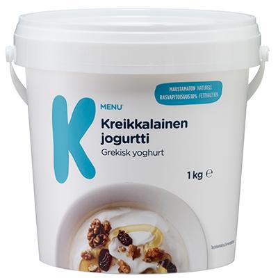 Kreikkalainen Jogurtti